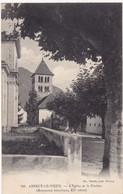 Haute Savoie : ANNECY LE VIEUX : L'église Et Le Clocher : - Annecy-le-Vieux