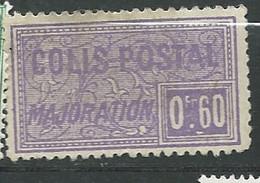 Algérie  Colis Postaux     Yvert N°  13 B  (*) Neuf Sans Gomme ( Sans La Surcharge CONTROLE REPARTITEUR     - Ad41109 - Parcel Post
