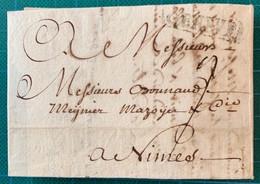Suisse - Geneve - 1751 - - ...-1845 Voorlopers