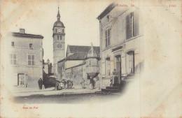 ETAIN  -  Rue De Fer ( Carte Nuage Precurseur ) - Etain