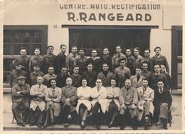 15 AURILLAC PHOTO 16cm X 12cm 24 Décembre 1947 E5 R. RANGEARD - Aurillac