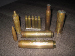 LOT DE DOUILLES INERTE ( MK4 ) - Armes Neutralisées