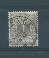 N°43 OBLITERE ROCLENGE - 1869-1888 Lion Couché