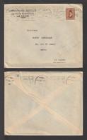 Egypt - 1933 - Rare - Registered - Linguaphone Institute - Covers & Documents