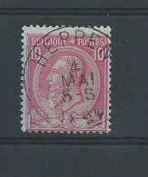 N°46 OBLITERE HEPPEN - 1883 Leopold II