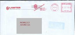 Belgium Belgique Belgio Belgie Belgien  EMA Meter Kieldrecht Kallo Lawter International Chemical Industries AMR00019 - Machine Stamps (ATM)