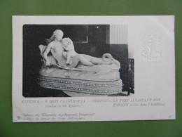 CORFOU  ( GRECE ) Le Peri Allaitant Son Enfant - Griekenland