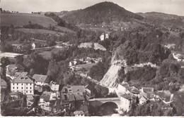 CPSM ALBY SUR CHERAN LE VIEUX BOURGENA - Alby-sur-Cheran