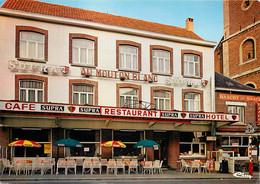 Beaumont - Hôtel-Restaurant-Brasserie : Le Mouton Blanc - BIERES '' SUPRA ''Belgique - - Beaumont