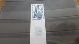 LOT516182 TIMBRE DE FRANCE NEUF** LUXE NON DENTELE N°1984   DEPART A 1€ - Imperforates