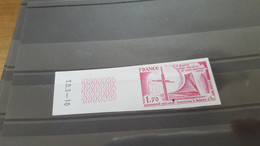 LOT516202 TIMBRE DE FRANCE NEUF** LUXE NON DENTELE N°2051  DEPART A 1€ - Imperforates