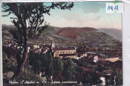 L'AQUILA-PESCINA PANORAMA - L'Aquila
