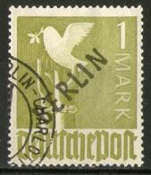 """BERLÍN-Mi. 17 - Yv. 17-"""" Signed Schlegel """" -N-24531 - Oblitérés"""