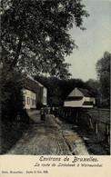 La Route De Linkebeek à Werrewinkel Série 11  N° 355 - Linkebeek