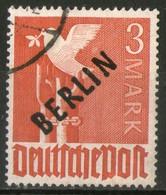 """BERLÍN-Mi. 19 - Yv. 19-"""" Signed Schlegel """" -N-24532 - Oblitérés"""