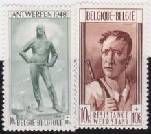 Belgie       .    OBP     .   785/786    .    *      .   Ongebruikt    .   /   .   Neuf Avec  Charnière - Belgium