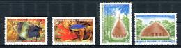 Nouvelle Calédonie - Yvert 551 & 554 ** - Cote 4,80 - NC 55 - Nuovi