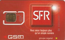 SIM CARD FRANCIA (E64.21.1 - Frankreich