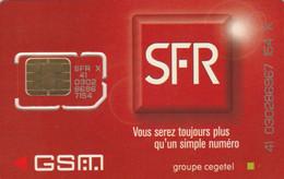 SIM CARD FRANCIA (E64.20.8 - Frankreich