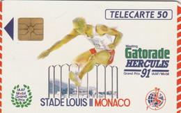 PHONE CARD MONACO  (E64.12.7 - Mónaco