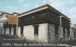 PHONE CARD CUBA (E64.9.3 - Cuba