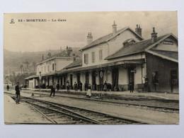 MORTEAU Doubs - La Gare - Otros Municipios