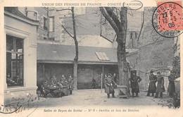Thème Sport:   Jeu De La Grenouille   Angers  49     Salle De Repos Du Soldat   - 1 -     ( Voir Scan) - Altri