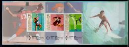2020 Germany New Olympic Sports Sport Climbing, Scateboard, Karate Booklet MNH** Mi MH 120 Handball, Extreme Sports Surf - Honkbal