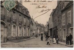 Bellême-Rue Boucicaut - France