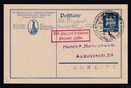 DR, Privat-Ganzsache PP 85 C1, Gestempelt. - Stamped Stationery