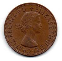 Grande Bretagne / 1 Penny 1964   / SUP+ - 1902-1971 : Monete Post-Vittoriane