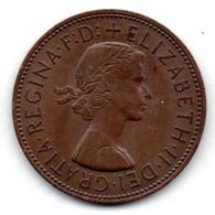 Grande Bretagne / 1 Penny 1966   / SUP+ - 1902-1971 : Monete Post-Vittoriane