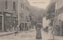 07 St SAUVEUR DE MONTAGUT ROUTE DE St PIERREVILLE - Sonstige Gemeinden