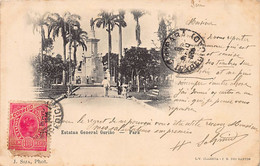 Brazil - BELEM - Estatua General Guriao - Ed. J. Siza - Belém