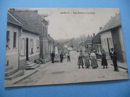 DEM0IN _Rue Gustave CUVILLIER - Other Municipalities