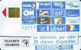 @+ Monaco 120 - Gem1A - Télé Cablée - Ref : MF13 - Mónaco