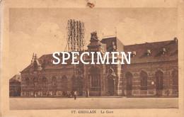 La Gare - Saint-Ghislain - Saint-Ghislain