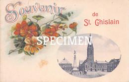 Souvenir De Saint-Ghislain - Saint-Ghislain
