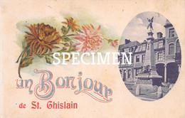 Un Bonjour De Saint-Ghislain - Saint-Ghislain