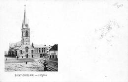 L'Eglise - Saint-Ghislain - Saint-Ghislain