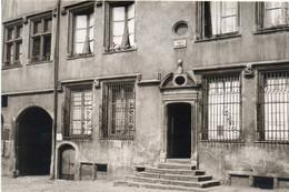 Metz - Hôtel De Burtaigne - Photo Prillot - Visitekaartjes