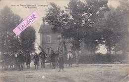 24-Beaupouyet- GARE De BEAUPOUYET (Dordogne)-Les PÊCHEURS-Ecrite 11/9/1911-Timbrée-Correspondance Caserne GUERET(Creuse) - Altri Comuni