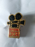 PIN'S - KODAK - Camera D'Or - Photography