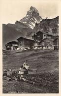 Zermatt, Matterhorn - VS Valais