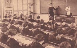 Beroepsschool - Mortsel - Studieklas I - Voorkant -Ecole Professionnelle-Mortsel-Classe D'étude I - Face - Mortsel
