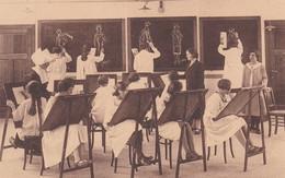 Beroepsschool - Mortsel - Teekenklas -Ecole Professionnelle-Mortsel-Salle De Dessin - Mortsel
