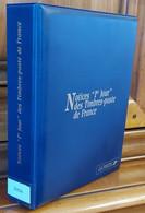 """Notices """"1er Jour"""" Des Timbres-poste De France 2004 - 54 Notices Dans Leur Classeur - Documenten Van De Post"""