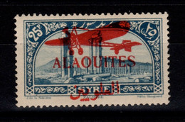 Alaouites - YV PA 16 N* (deux Charnieres) Cote 37 Euros - Unused Stamps