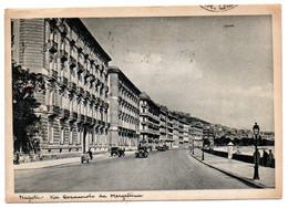 Napoli - Via Caracciolo Da Margellina - Napoli (Naples)