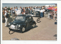 RENAULT 4 CV  - CITROËN TRACTION - Coches